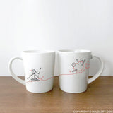 Fallen for You™ Couple Coffee Mug Set