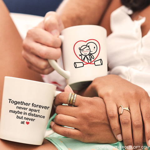 Together Forever™ Couple Mugs
