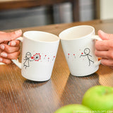 My Heart is All Yours™ Couple Coffee Mug Set
