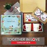 Together in Love™ Valentine's Couple Gift Set Style III