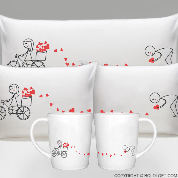 BoldLoft All My Love for You™ His and Hers Gift Bundle Set