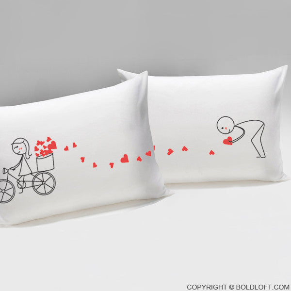 All My Love For You™ Pillowcases