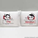 Craving for You™ Couple Pillowcases