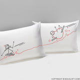 Fallen for You™ Pillowcases