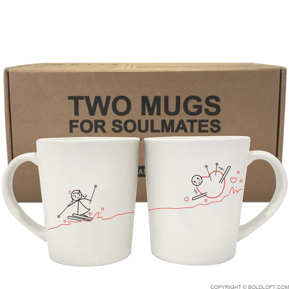 boldloft fallen for you couple coffee mugs couple gifts