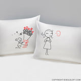 Forgive Me Please!™ Pillowcases