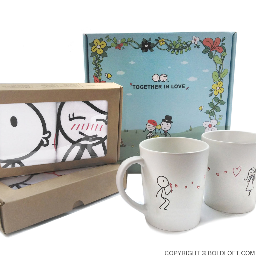 From My Heart to Yours™ Couple Gift Set