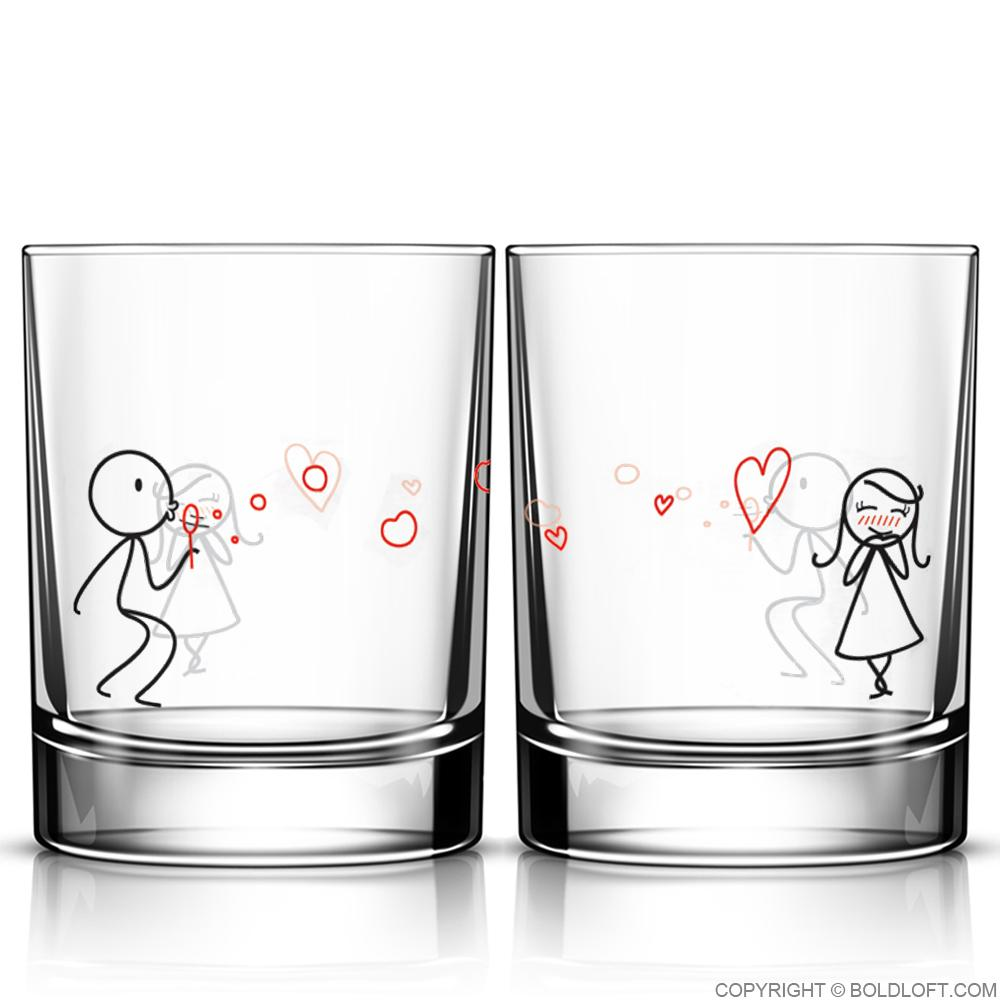 From My Heart to Yours™ Drinking Glass Set