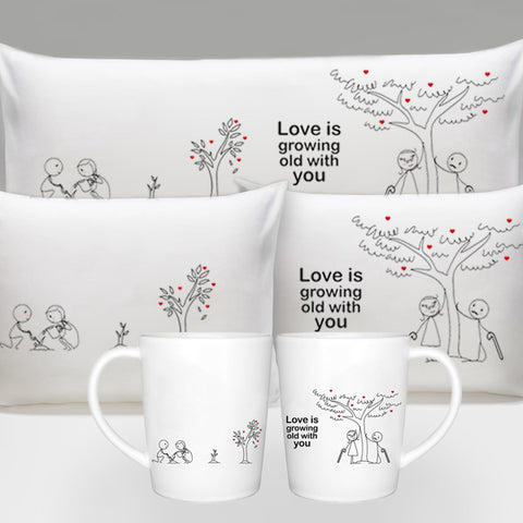 Grow Old with You™ Bundle Gift Set
