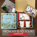 From My Heart to Yours™ Couples Gift Set
