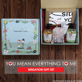 You Mean Everything to Me™ Sensation Gift Box Set