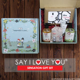 Say I Love You® Sensation Gift Box Set