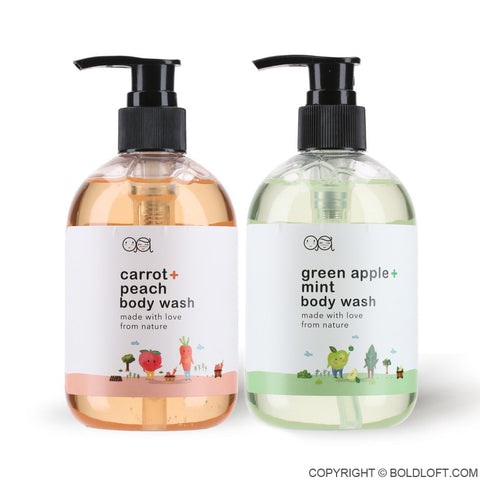 Together In Love Sensation Gift Set - Body Wash