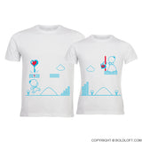 Key To My Heart™ Couple T-Shirts