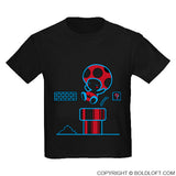 T-Shirts (Kids) - Key To My Heart™ Black
