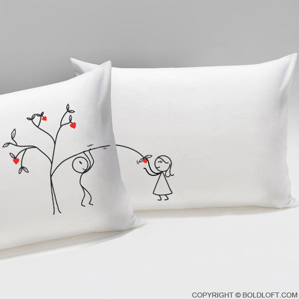 Love Grows for You™ Pillowcases