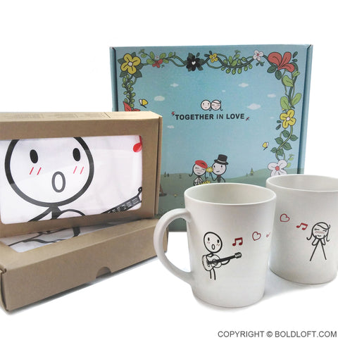 Love Me Tender™ Couple Gift Set