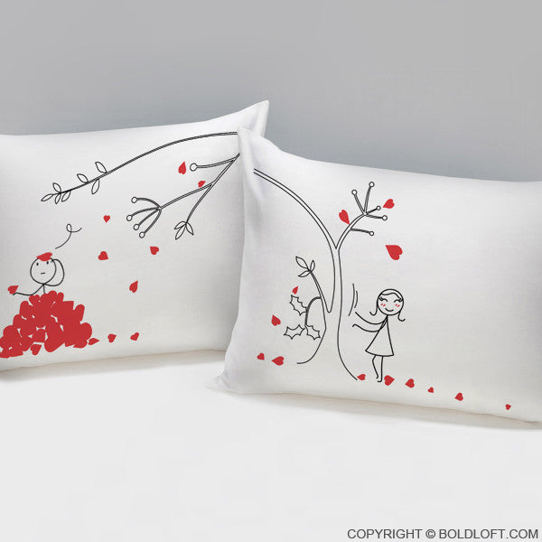 Love You Madly™ Pillowcases