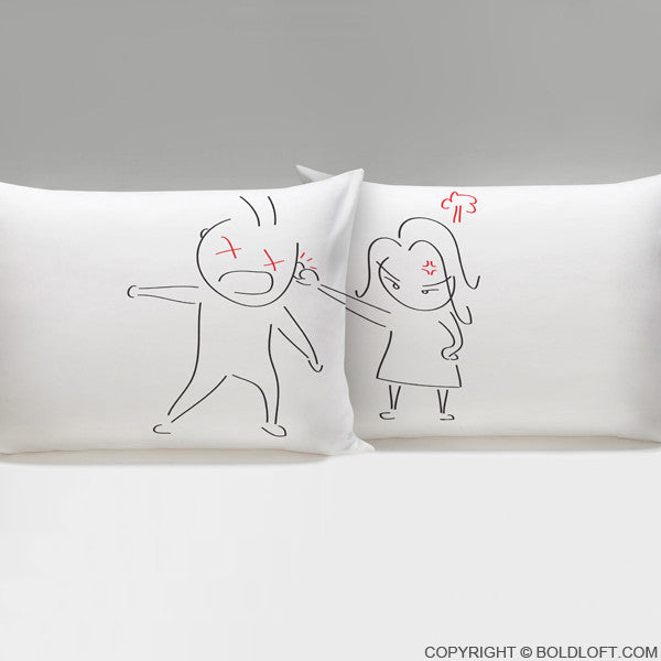 Oops..My Bad!™ Pillowcases