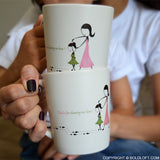 BoldLoft Mom Gifts - So Blessed to Have You Coffee Mugs