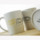 BoldLoft Dad Gifts - You're My Guiding Light Coffee Mugs