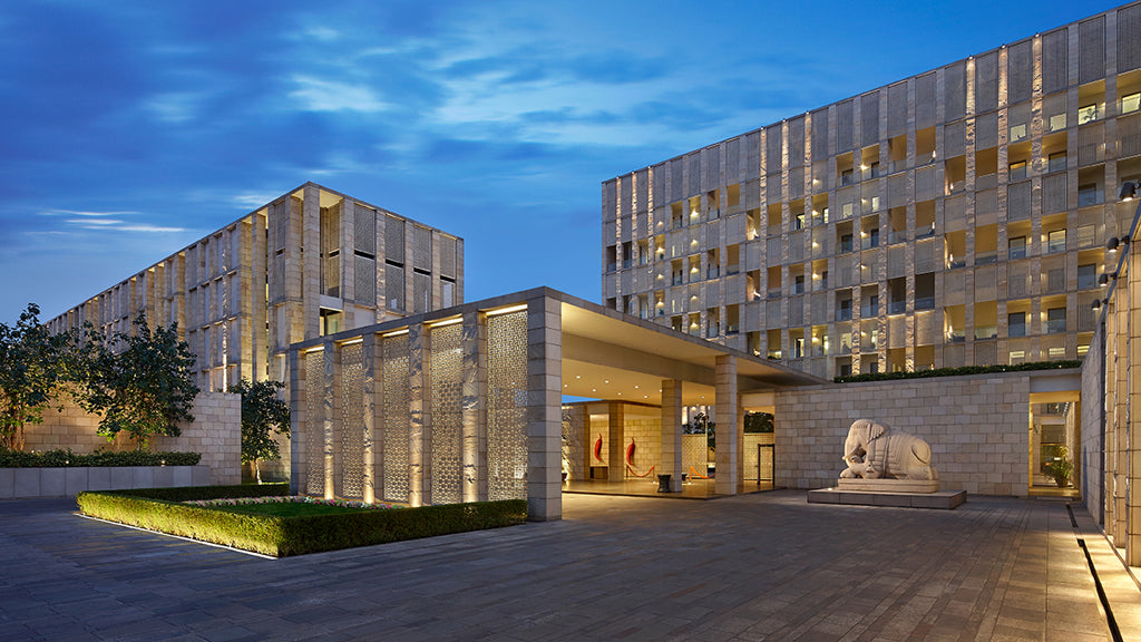 India's design hotels: The Lodhi, an architectural masterpiece in Delhi