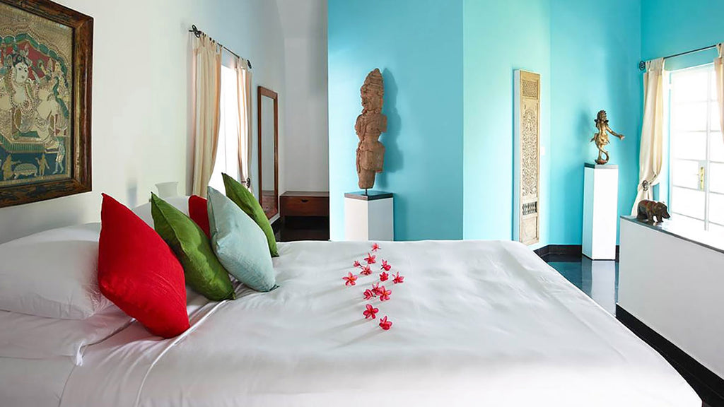 India's design hotels: Glamorous and cool Malabar House: Trinity