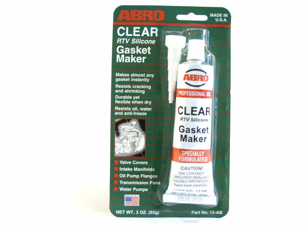 ABRO GASKET SEALER CLEAR
