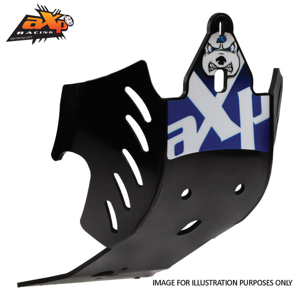 AXP MX SKID PLATES WITH WINGS YAMAHA