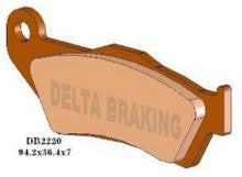 DELTA FRONT BRAKE PADS KTM 125 UP ALL MODELS 1992-ON