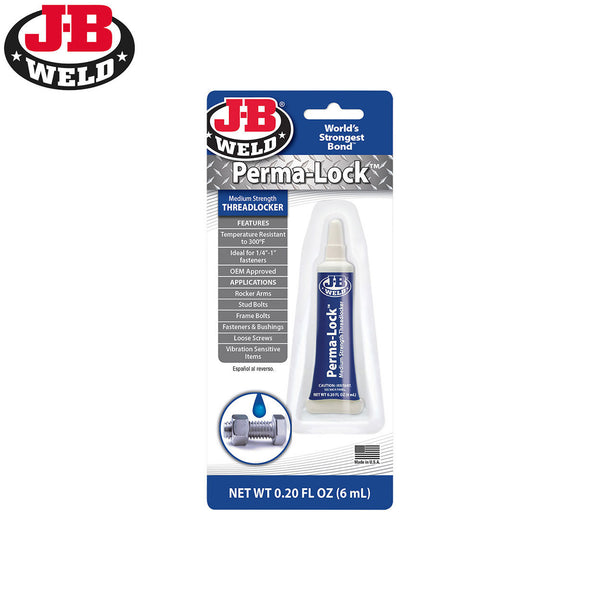 JB WELD THREADLOCKER