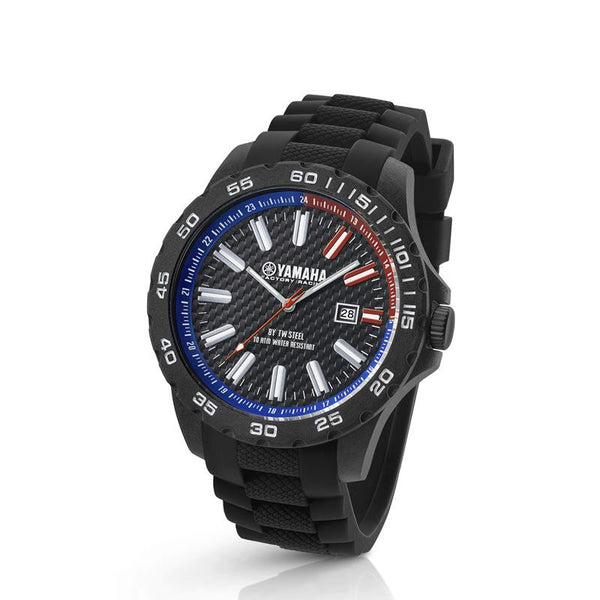 YAMAHA RACING WRIST WATCH TW STEEL