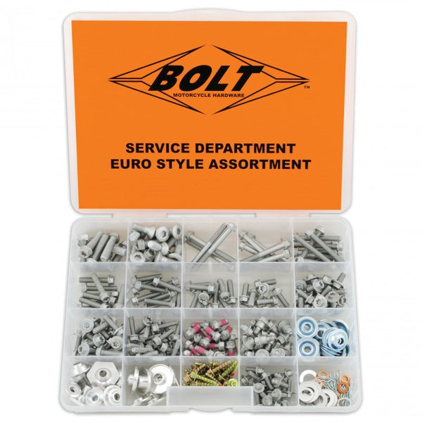 BOLT WORKSHOP FASTNER PACK