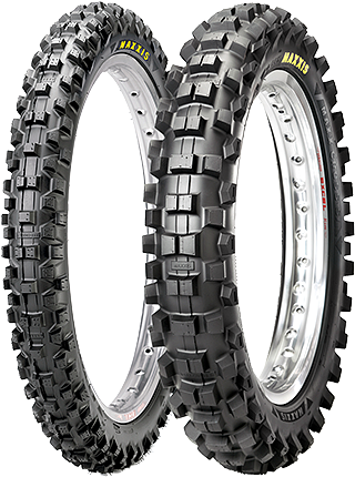 MAXXIS SI MX TYRE [ SOFT/INTER]