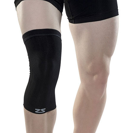 NEW ZENSAH COMPRESSION KNEE SLEEVE (PAIR)