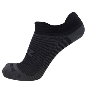 ZENSAH FEATHERWEIGHT RUNNING SOCKS (NO-SHOW)