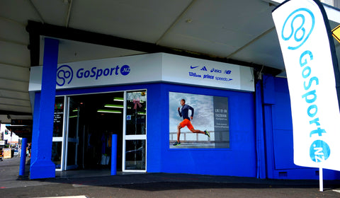GoSport Auckland Shop
