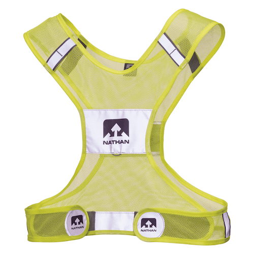 Nathan Streak Reflection Vest - Neon Yellow - GoSport Online