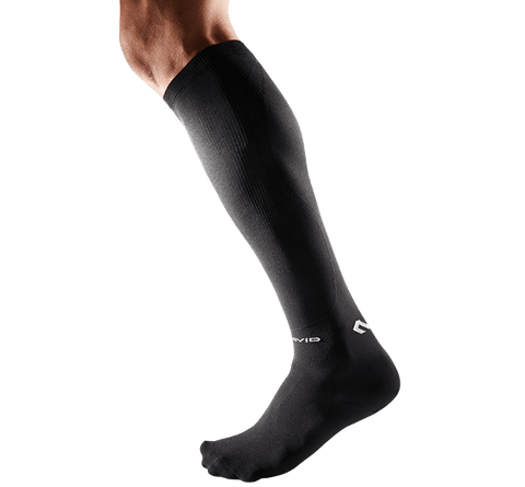 McDavid 8831 Rebound Targeted Compression Socks Pair - Black - GoSport Online