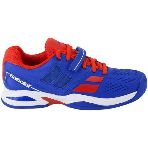 Babolat Propulse AC Tennis Shoes Kids - Blue/Red