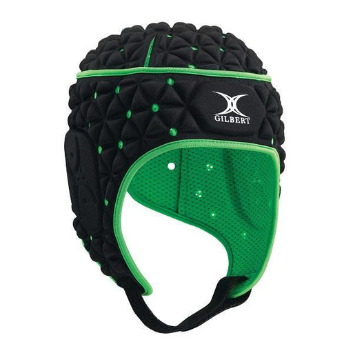 Gilbert Ignite Rugby Headgear - Black