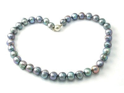Pearl Single Strand Necklace