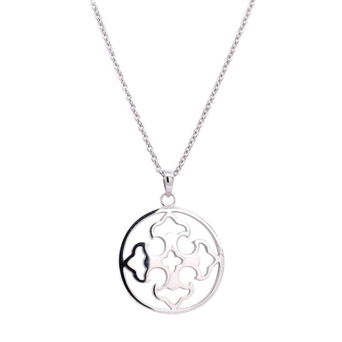 Sterling Silver Filigree Pendant (new)