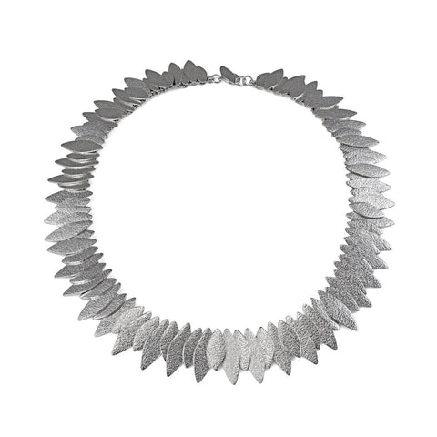 Sterling Silver Icarus Collar