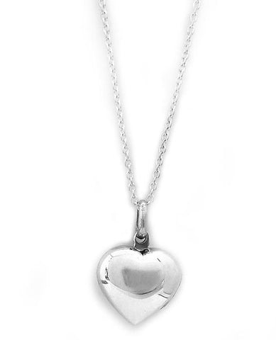 Opening Heart Locket
