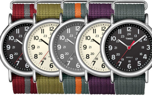 Timex has arrived with us......