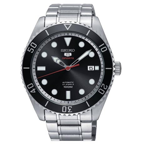 Seiko Men's Automatic Sports 5 SRPB91K1