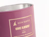 Quince Blueberry Scented Candle