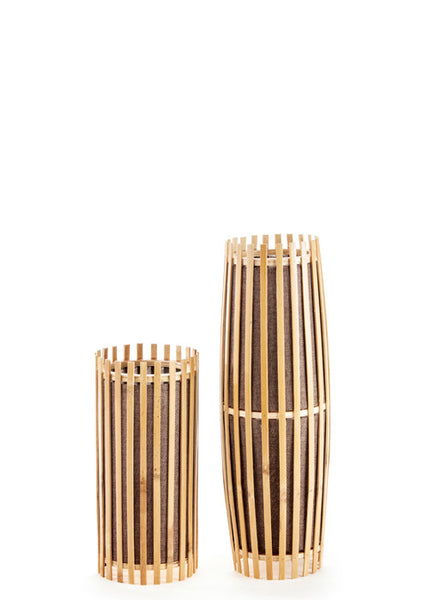 Bamboo Table Lamp set