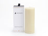 Amber Dunes Tall Scented Candle